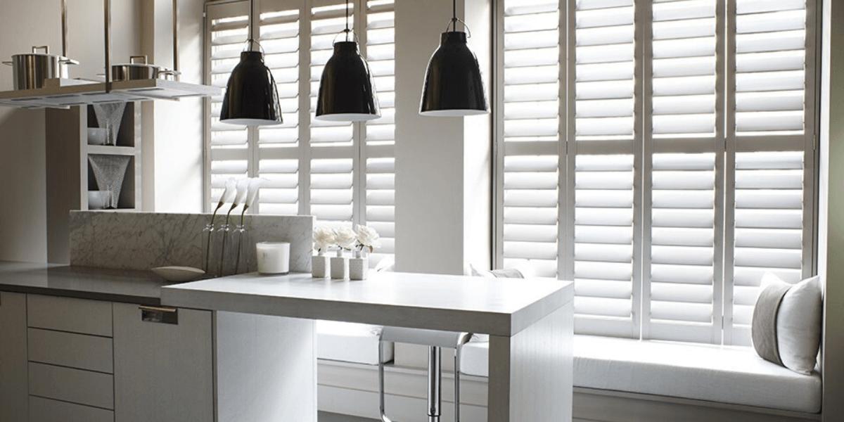 Make your kitchen window fancier