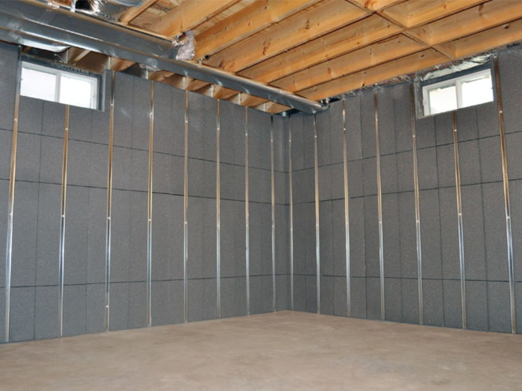 insulate your basement